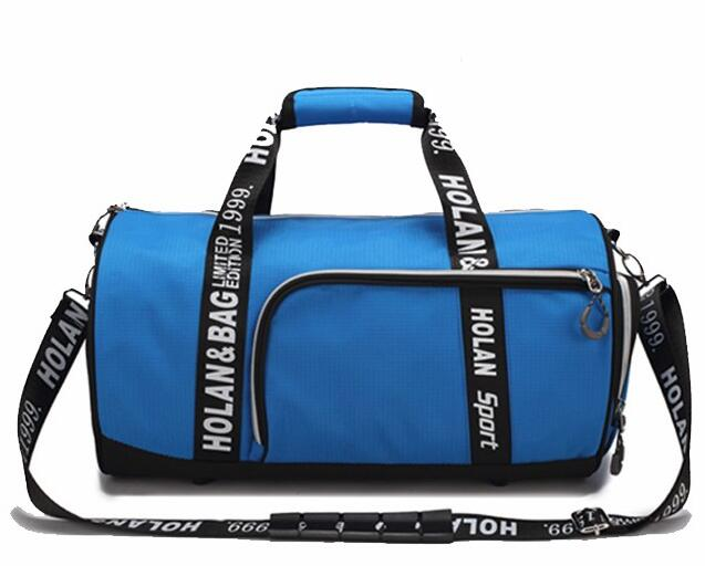 2017 new fashion wholesales promotional sports travel duffel bag