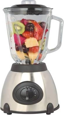 5 speed & pulse Blender