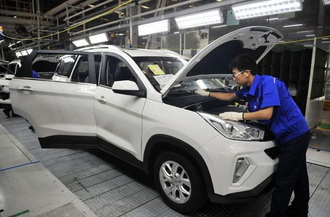 China's car market kept stable growth in the first half of 2018