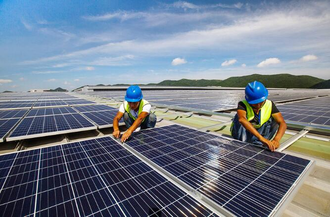 China photovoltaic modules export jumps 77% in Q1