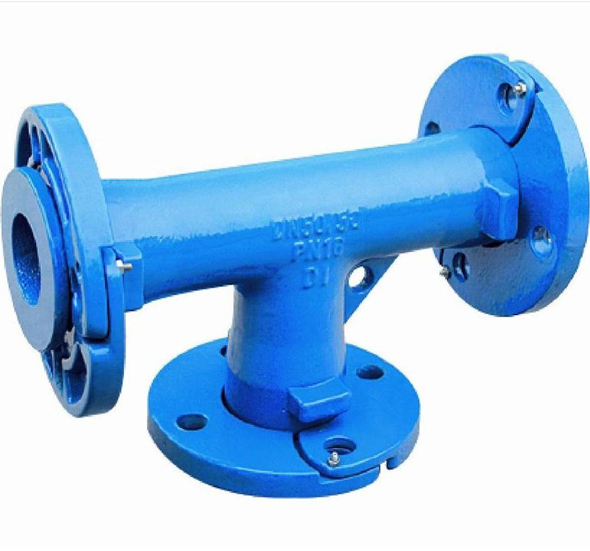 Ductile iron pipe fittings exportimes