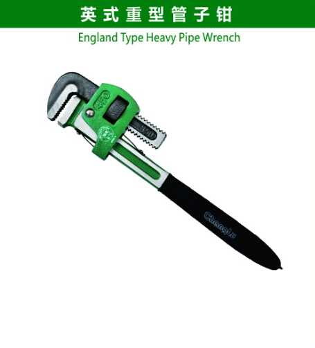 England Type Heavy Pipe Wrench