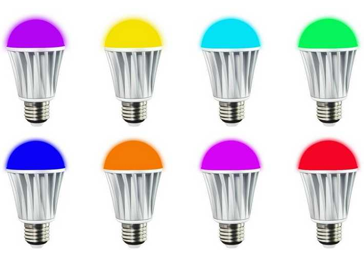 WiFi LED Smart Lighting, WiFi Control Dimmable Color Changing Smart LED Light