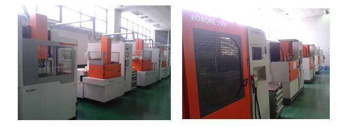 Injection Mould for Electronic Part