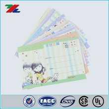 Business letter envelopes printing