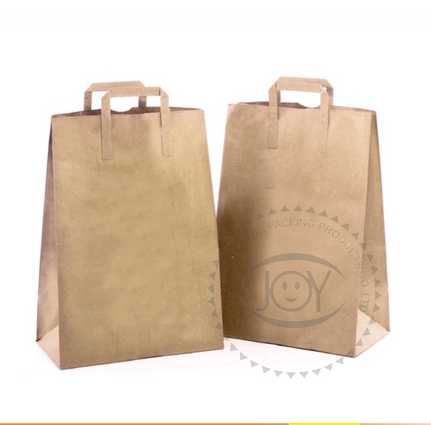 pure paper kraft bag