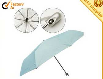 High quality mini 3 folding auto open and close umbrella