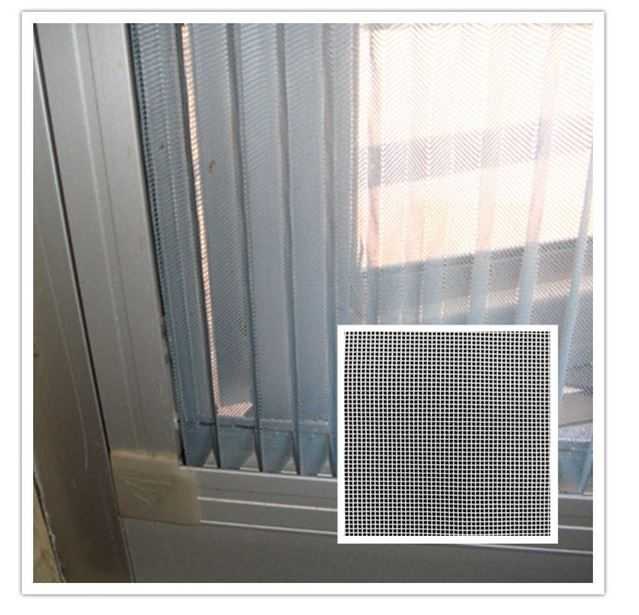 Polyester Mesh screen window covering
