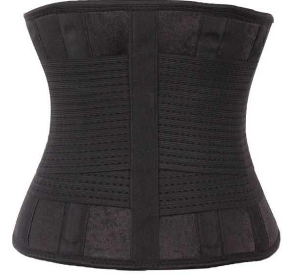 Wholesale Hexinfashion Black Waist Pack Running Belt with Velcro