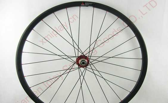 2014 Newest fit Sram XX1 full carbon mtb bicycle wheelset 29er carbon mtb wheelset, 135mm QR Tubeless carbon wheelset
