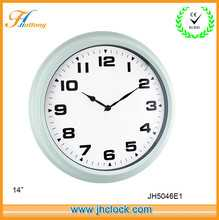 Stylish Color Painting Frame Wall Clock