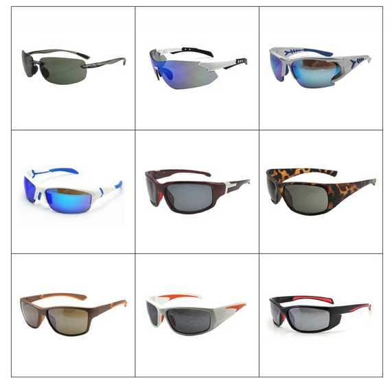 2015 Promotional Designer Sports Sunglasses Manufacturer
