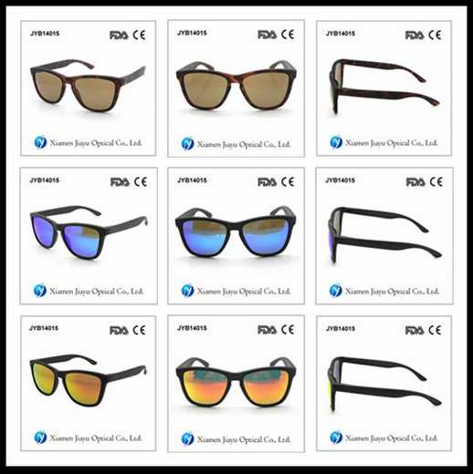 Fashion Mirror Revo lens Frogskin Design Sunglasses With Arms Interchangeable