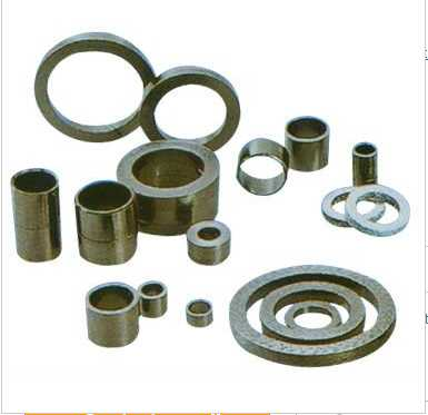 graphite packing sealing for pumps