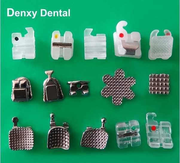Denxy Orthodontic manufacturer dentist brace dentist bracket Dental brackets orthodontics products