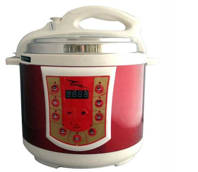 Multifunctional pressure cooker