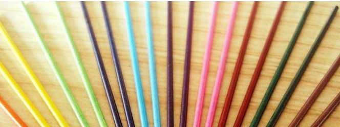 2.0mm teal color mechanical lead pencil