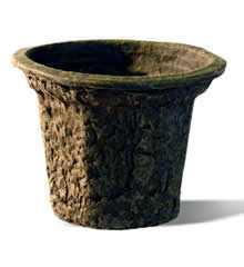Paper flowerpot