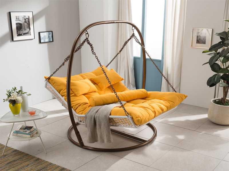 Single Double Increase Rattan Hammock Swing Chair