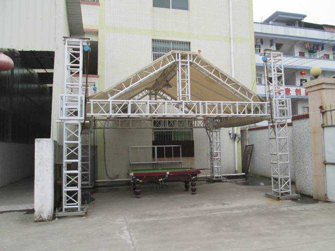 steel layer stage