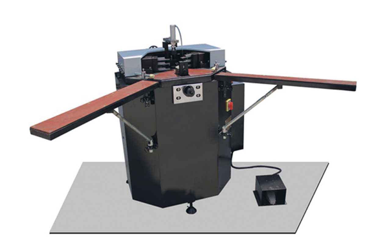 Corner Combining Machine for Aluminum Doors and Windows