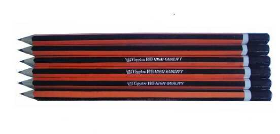P202 hb pencil dipped