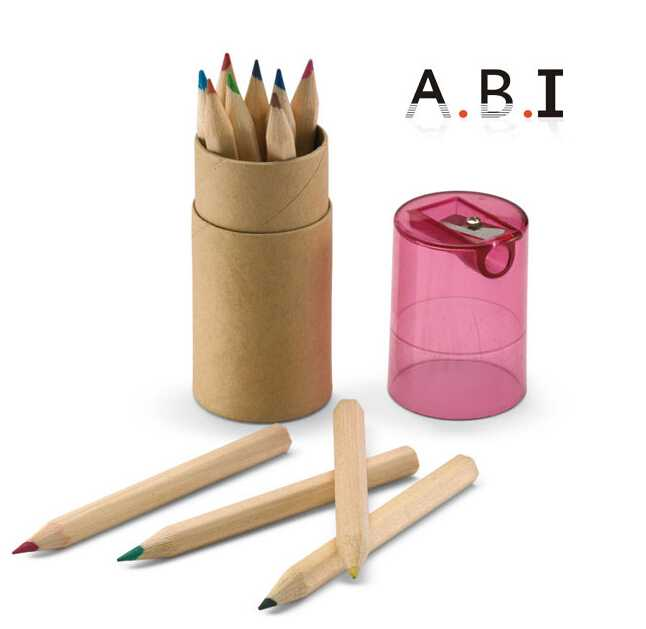 Promotion of 12 kinds of color of color pencil