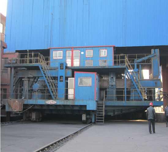 Metallurgical Industry 5.5m Coke Pushers