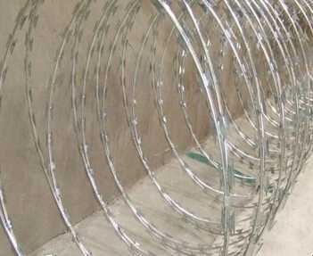 BTO 22- razor barbed wire