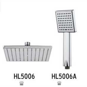 CIXI HL5006Anew abs plastic bathroom rain shower head ceiling