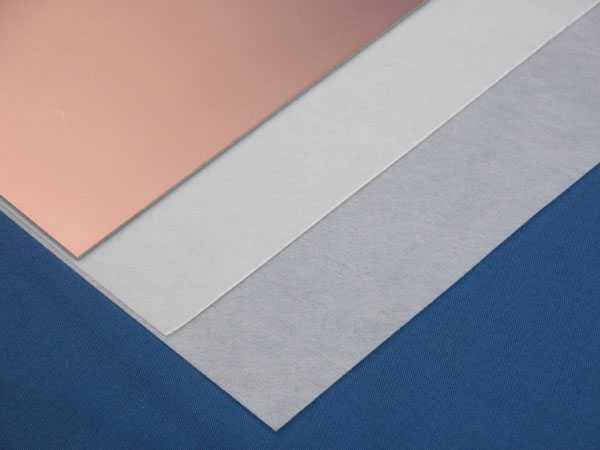 TYPE OF EMP (E-Fiberglass tissue product)