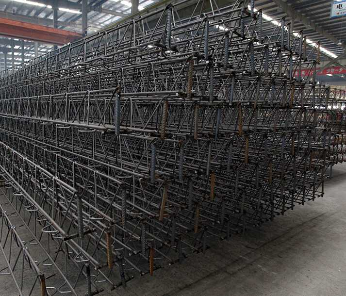 steel bar truss girder with workable price