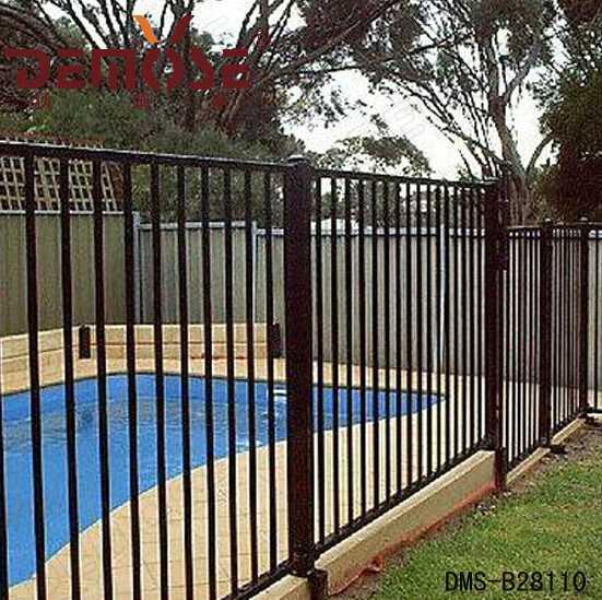 exterior custom used aluminium pool fence