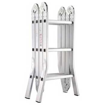 4X3 multi-purpose folding ladder with little hinge