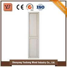teak wood design Uv mdf wardrobe door