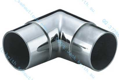 FP-121 Stainless Steel Handrail Elbow