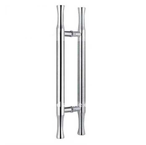 Stainless Steel Glass Door Handle Pull Handle