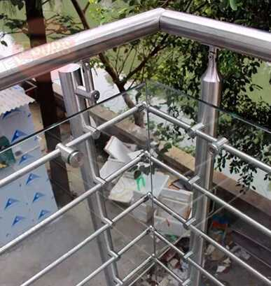 decorative stainless wire balustrade steps systems wholesale