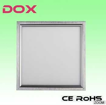 aluminum 600*600mm led panel light