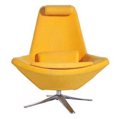 Modern design Metropolitan Chair/Swivel chair contracted recreational chair