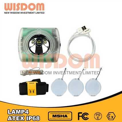 Wisdom waterproof headlamp diving led camping lamps led lighting