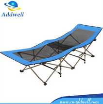 outdoor camping portable folding bed