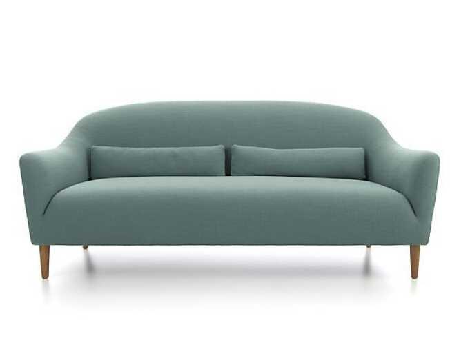 High-end living room fabric sofa