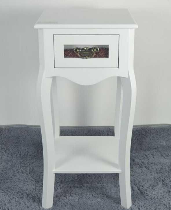 hot sale furniture living room single drawer flower stand designs