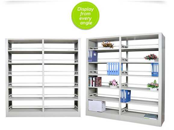 warehouse rack steel storage shelf