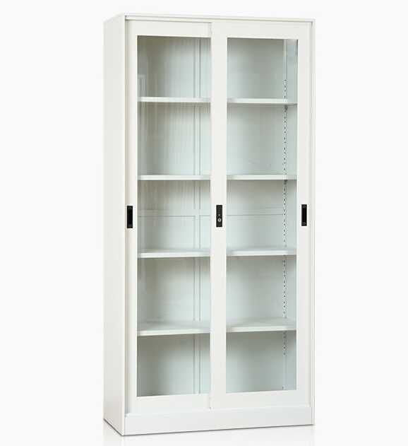 cheap glass cabinet/office steel filing cabinet