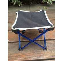 folding lightweight alu stool