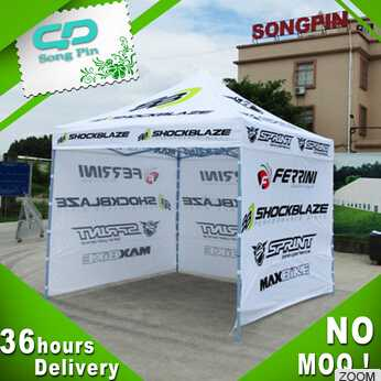EZ Pop-up Promotion Customized Folding Tent