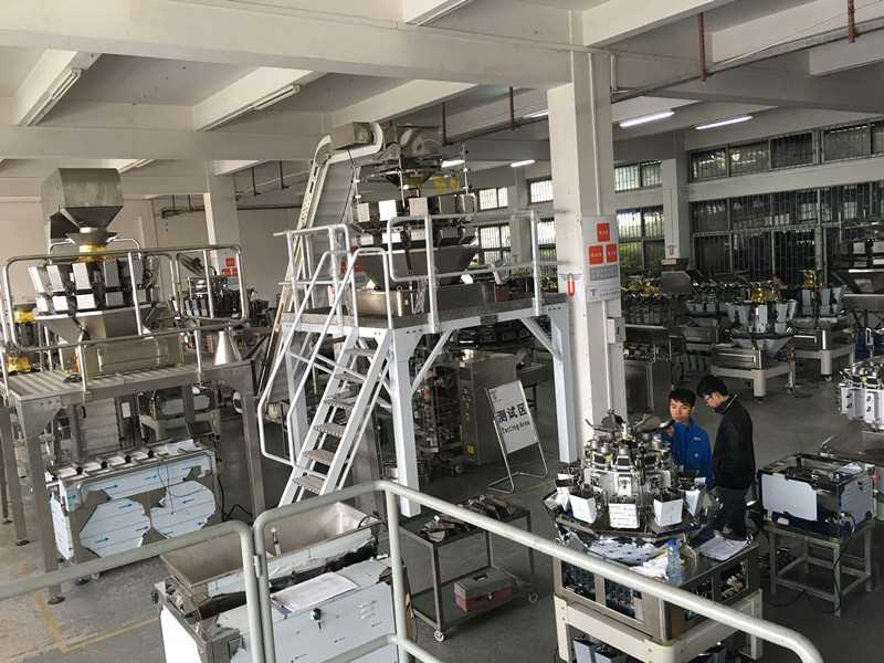 Shanghai manufacture Automatic tomato paste sachet packing machine