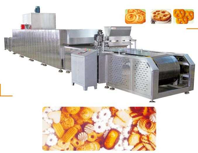 HYZDGD-800 Auto Cookie Processing Line